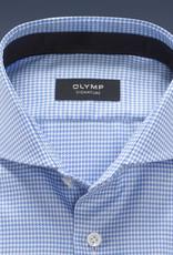 Olymp Signature overhemd blauw dessin