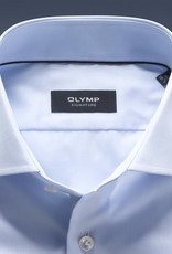 Olymp Signature tailored fit overhemd lichtblauw