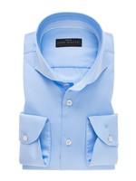 John Miller tailored fit overhemd blauw