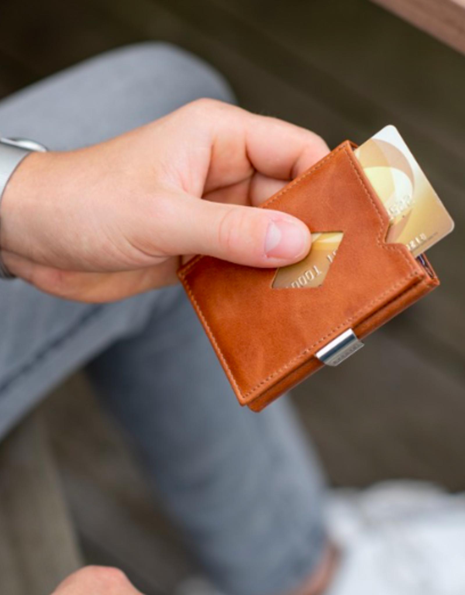 Exentri Multi Wallet met RFID-bescherming zand