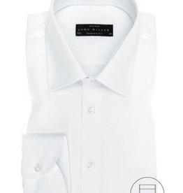 John Miller modern fit overhemd wit