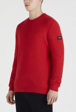 Paul & Shark pullover rood