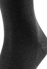 Falke Airport korte sokken zwart