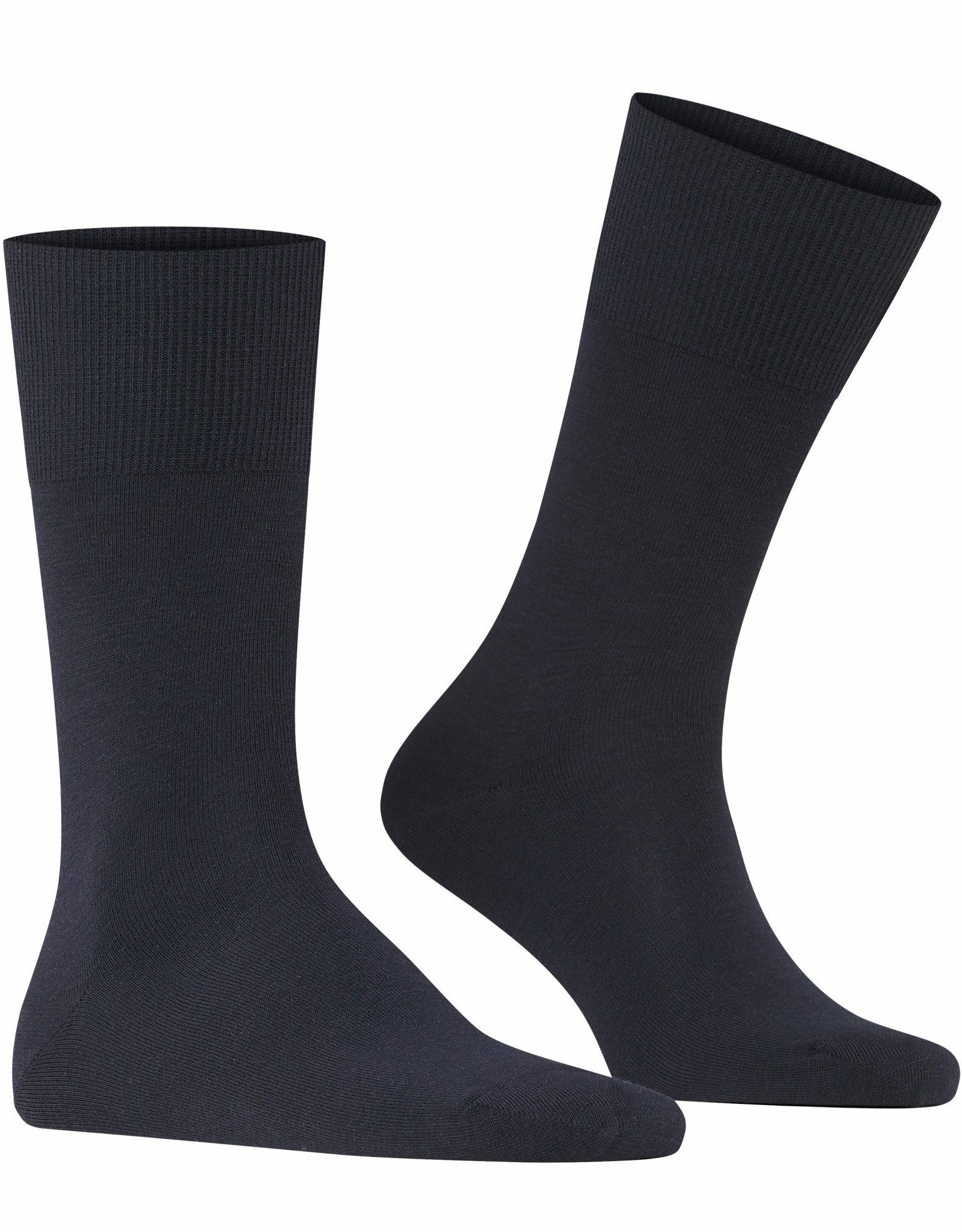 Falke Airport sokken marine