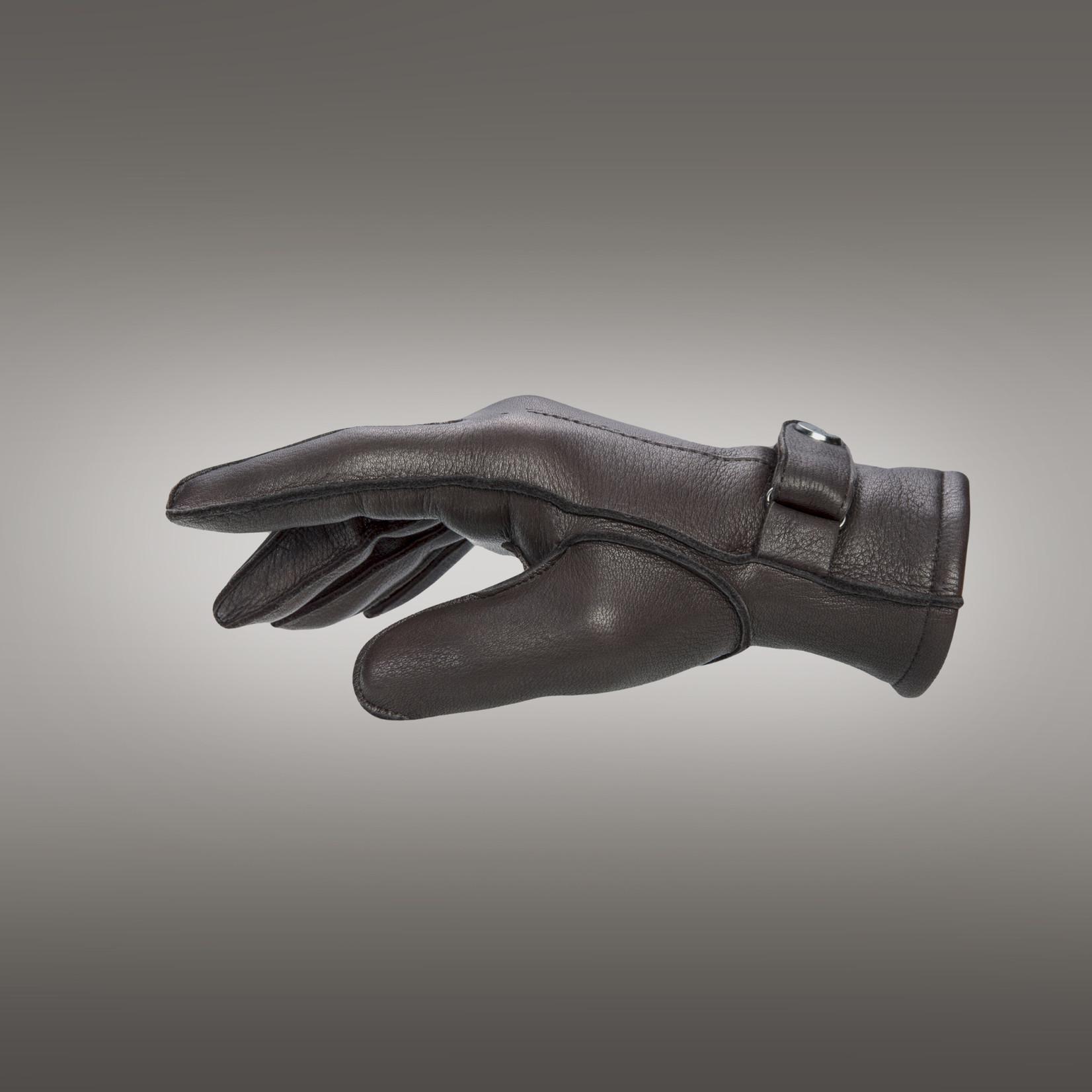 Pearlwood Henry handschoen bruin