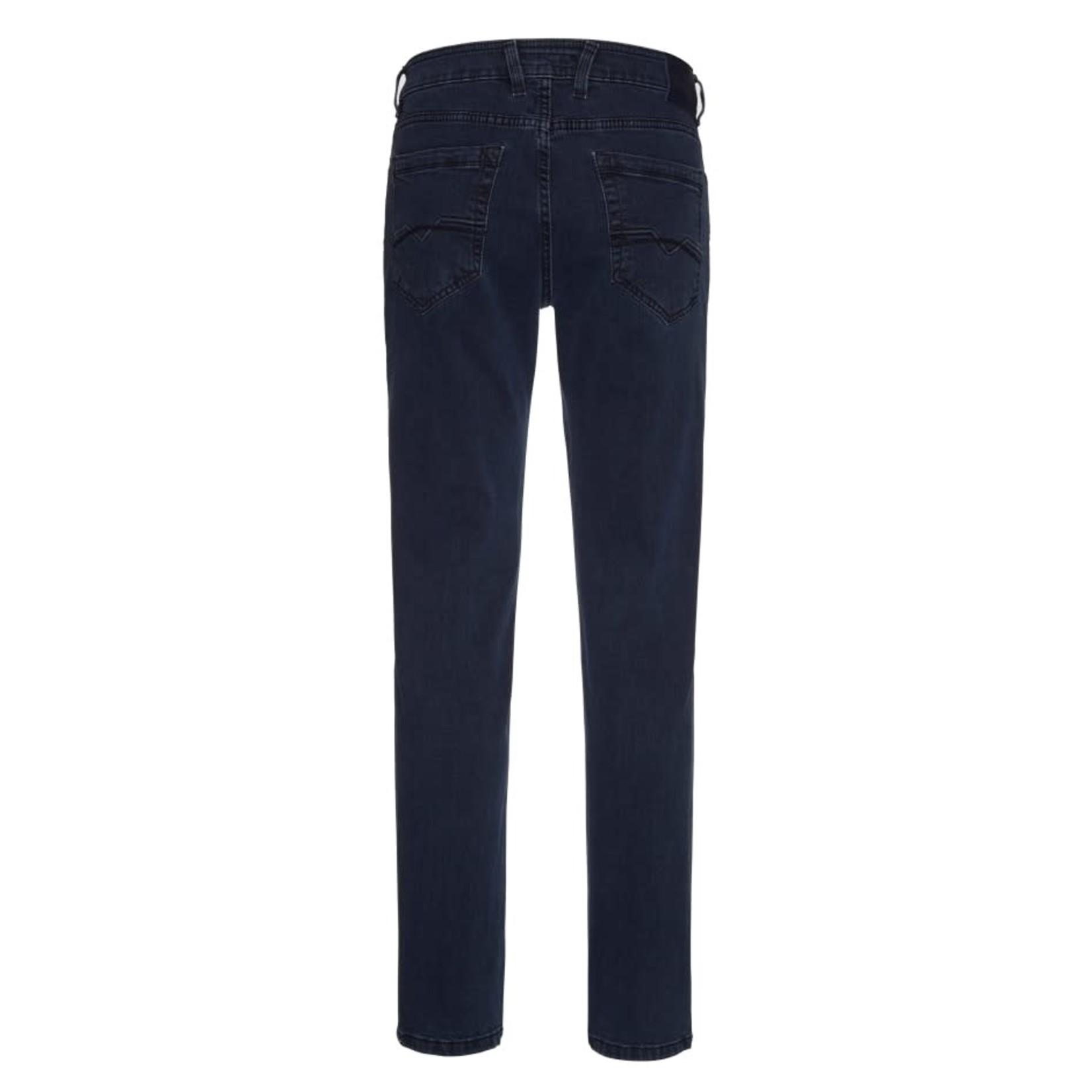 Gardeur Batu-2 modern fit jeans donkerblauw 71001-769