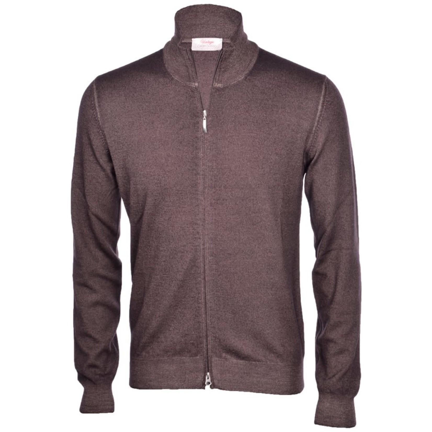 Cellini vest taupe