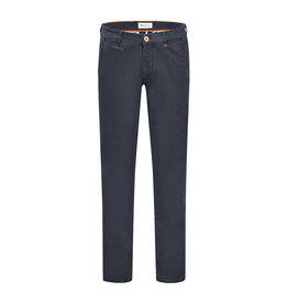 North.84 chino donkerblauw