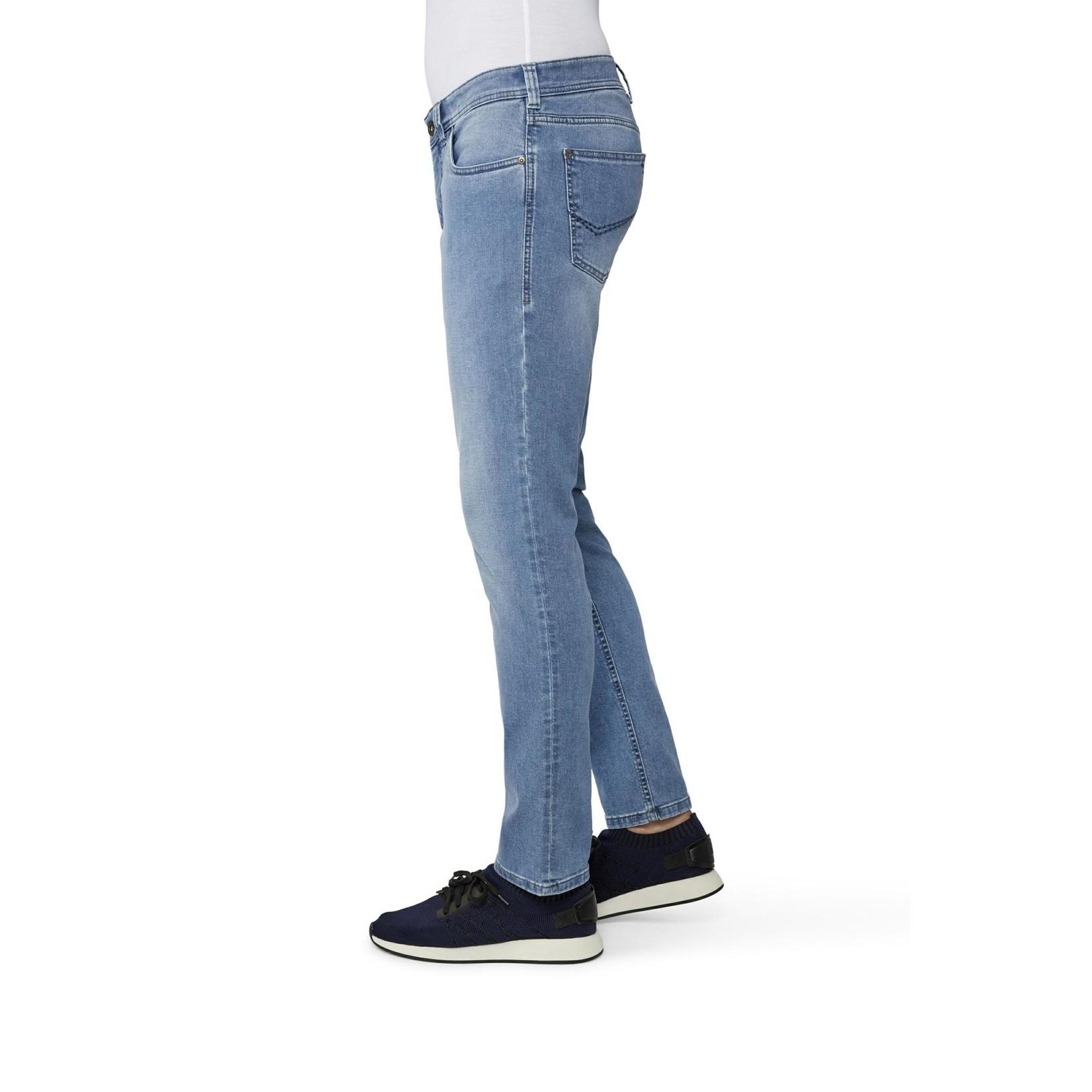 Gardeur Sandro slim fit jeans lichtblauw 470731-265