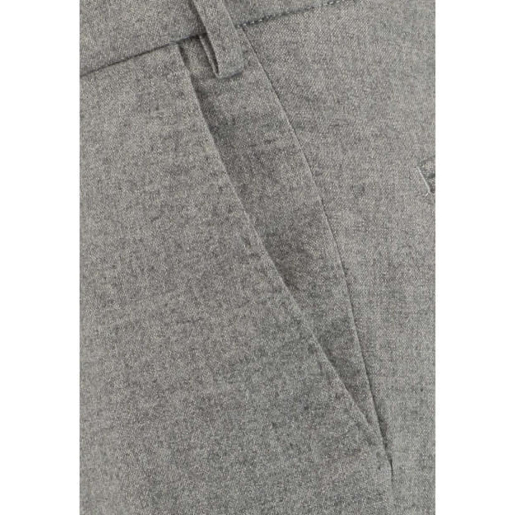 Gardeur Sem-2 chino wol grijs
