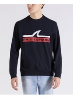 Paul & Shark sweater marine combi