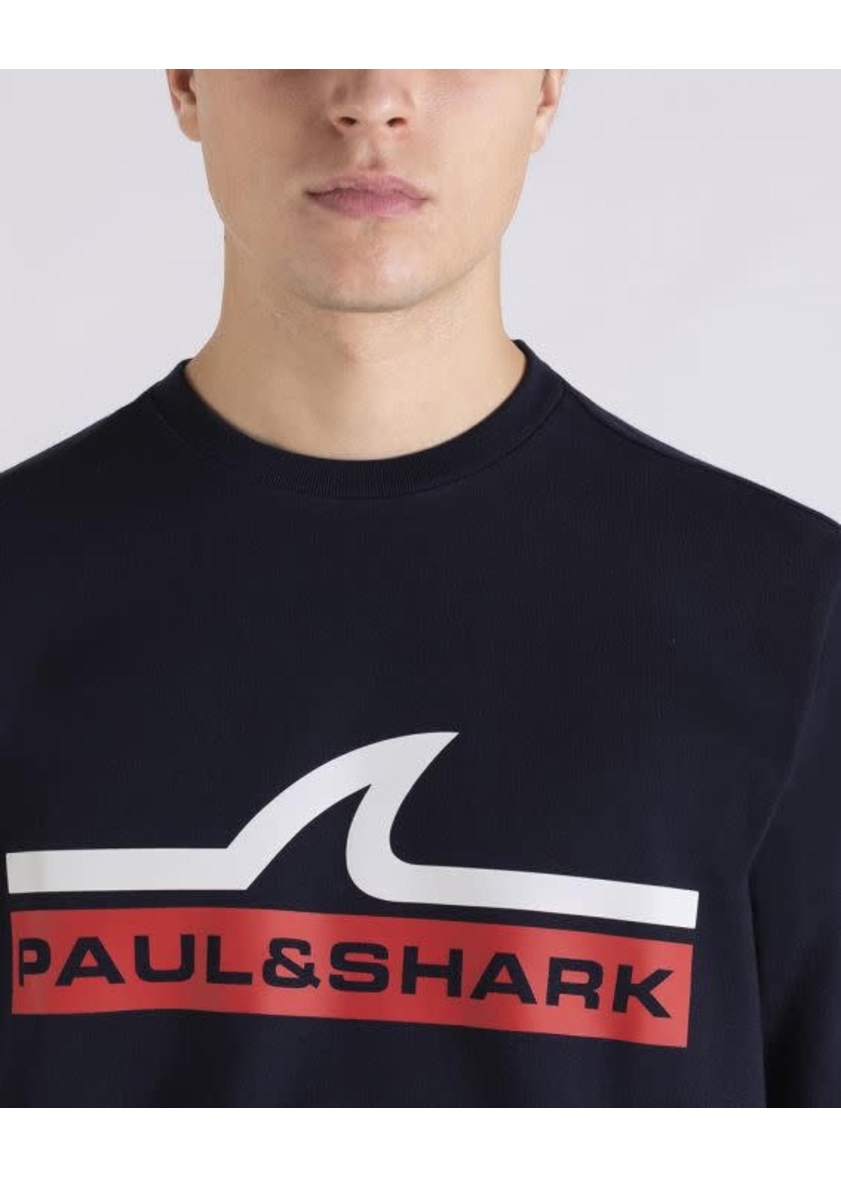 Paul & Shark sweater marine combi