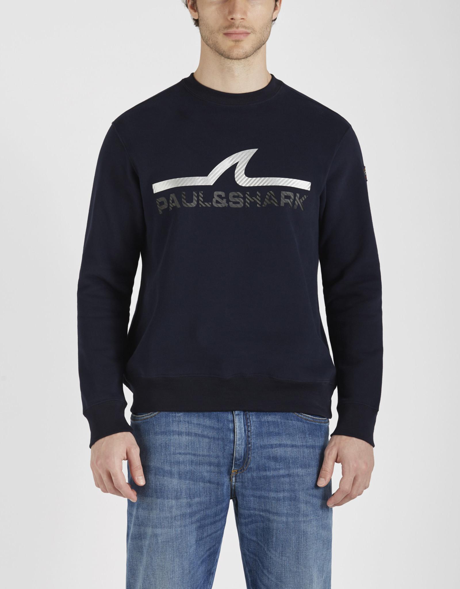 Paul & Shark sweater marine