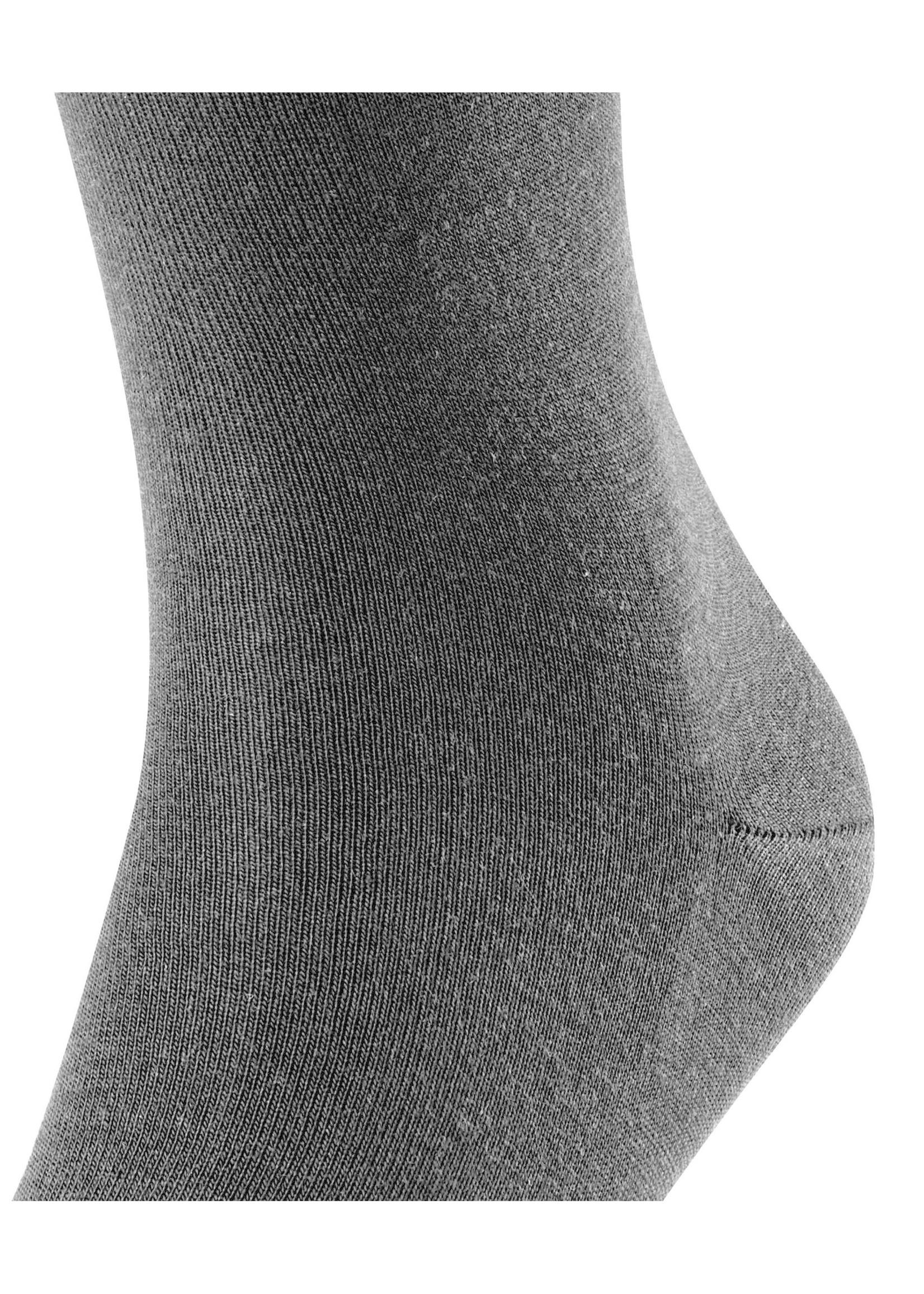 Falke Airport sokken zwart