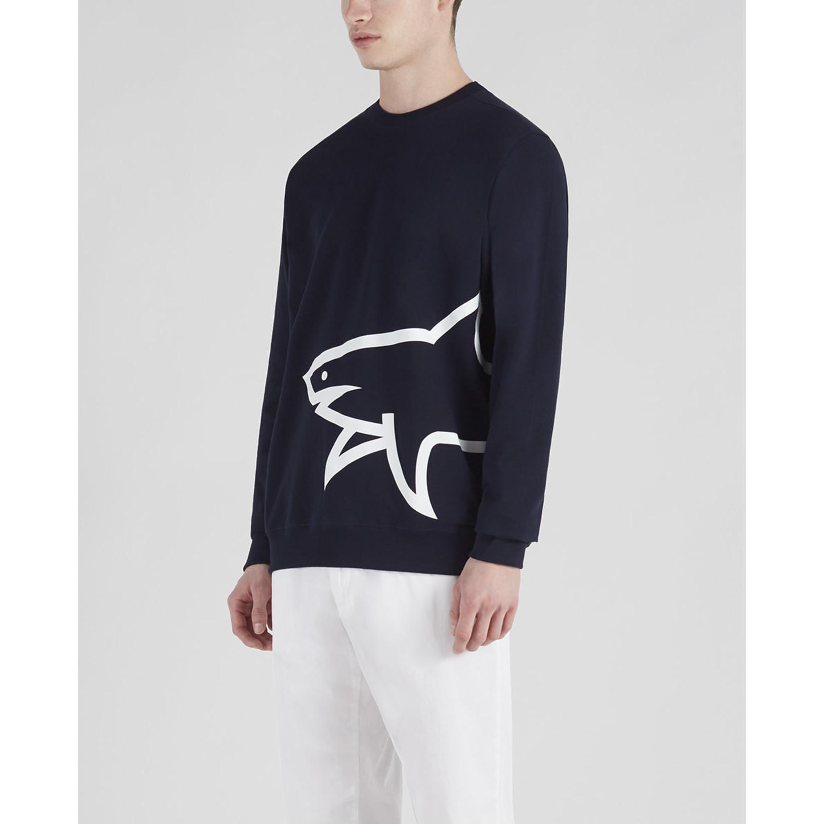 Paul & Shark sweater marine mega haai