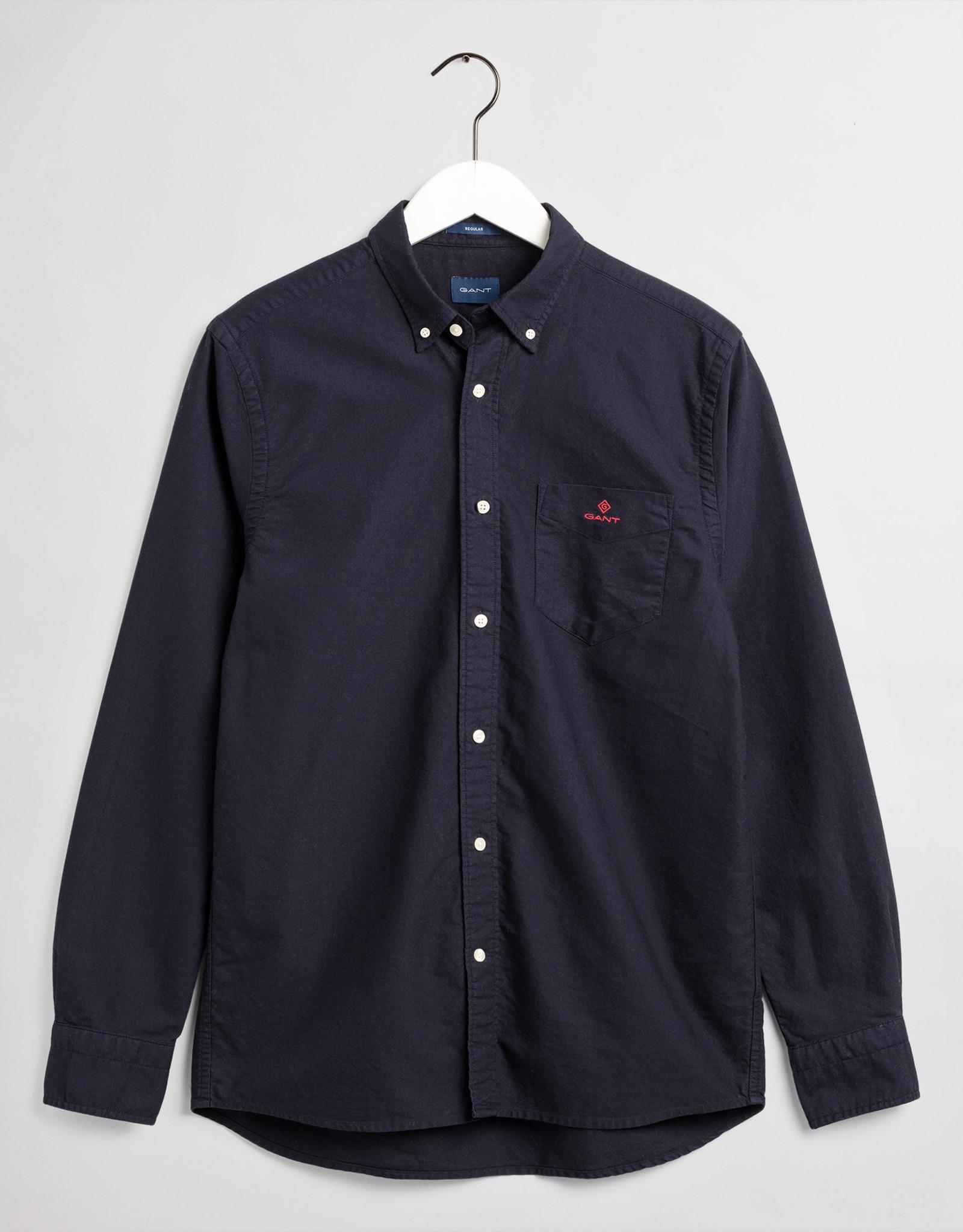 GANT Oxford overhemd marine