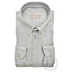 John Miller tailored fit overhemd groen
