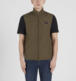 Paul & Shark Typhoon bodywarmer khaki
