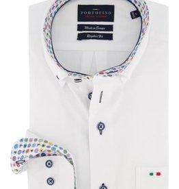 Portofino overhemd wit