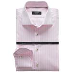 Olymp Signature overhemd roze streep
