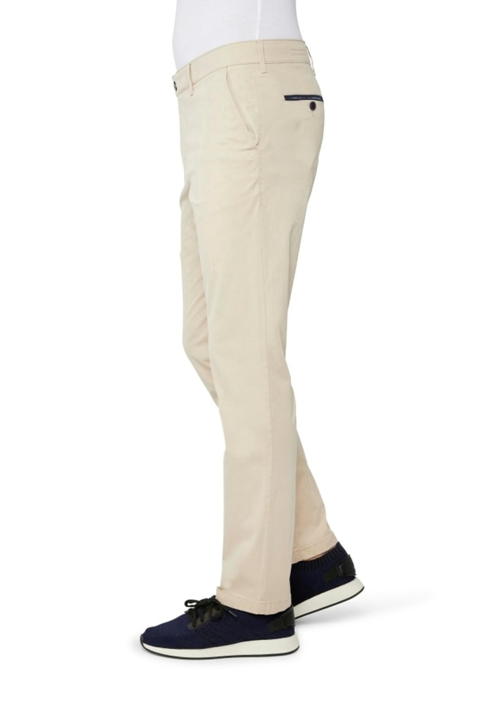 Gardeur Benny-3 modern fit chino beige