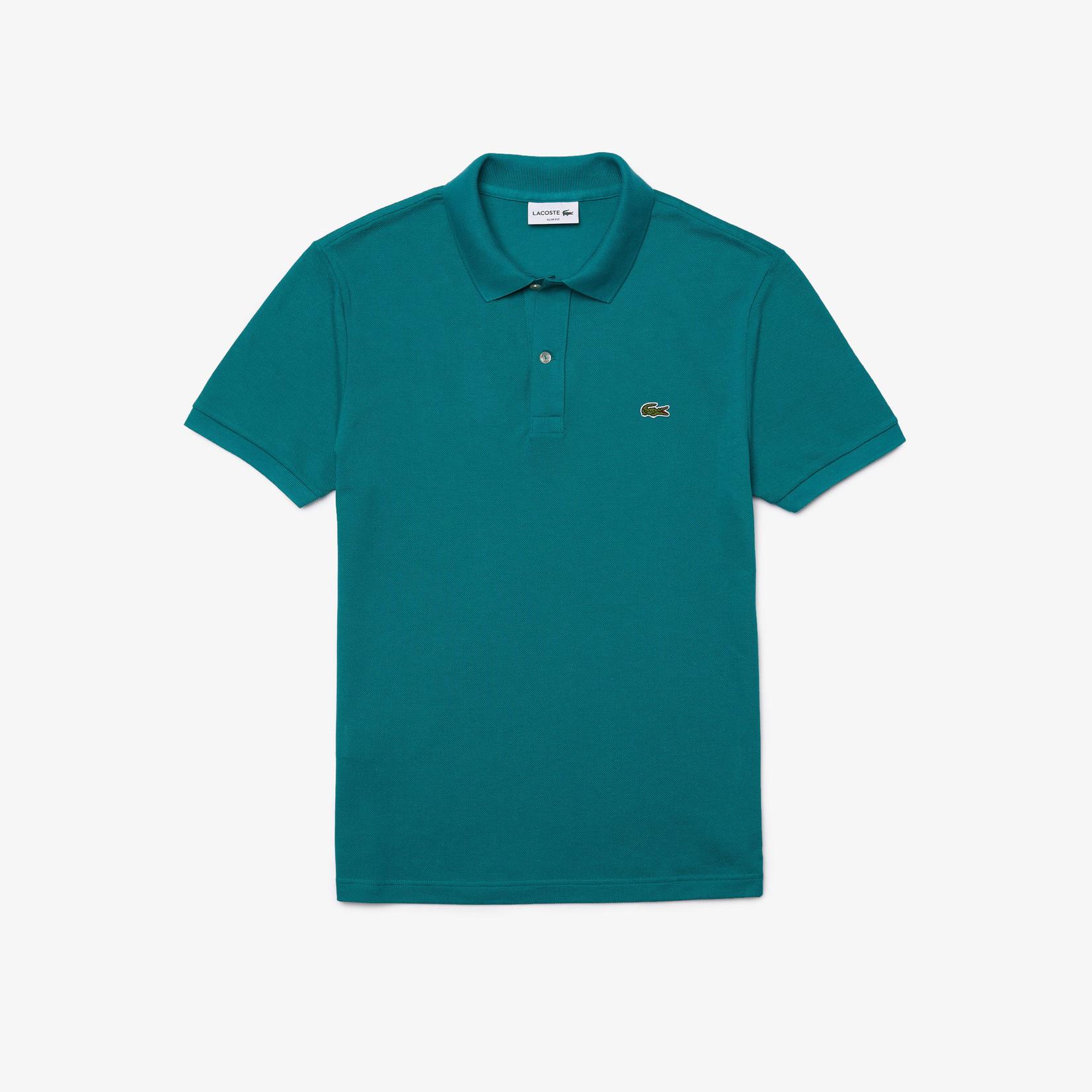 Lacoste polo korte mouw turquoise