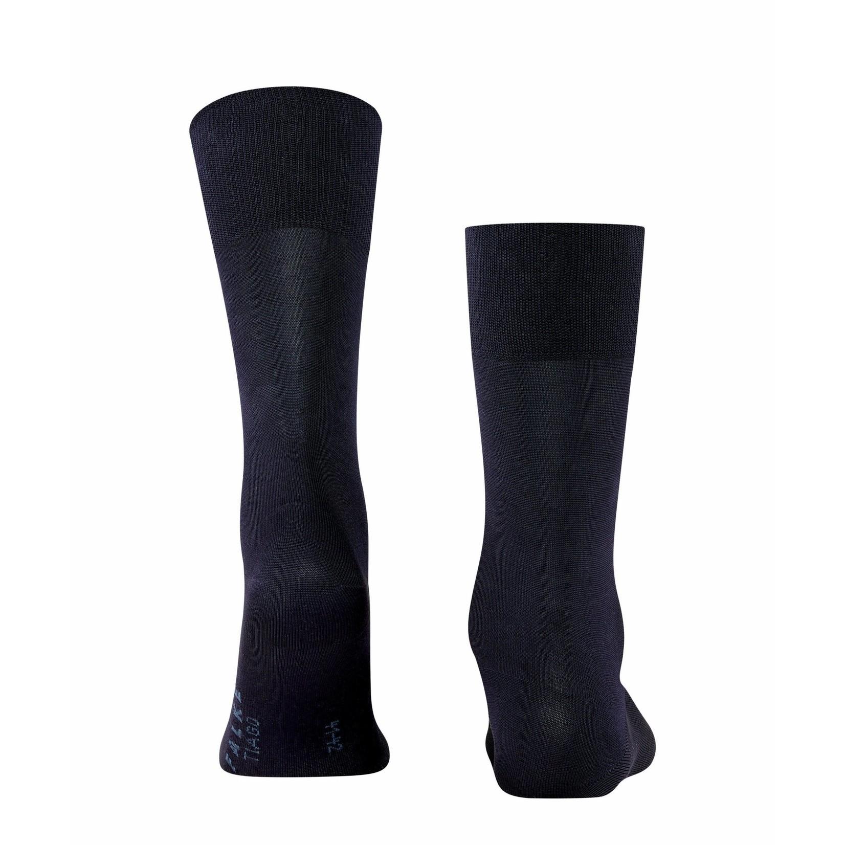 Falke Tiago sokken donker marine