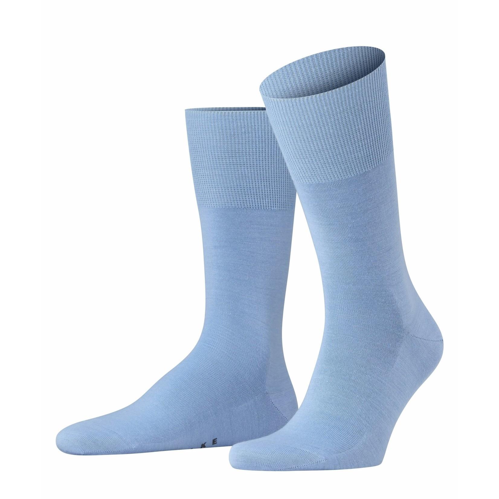 Falke Airport sokken bleu