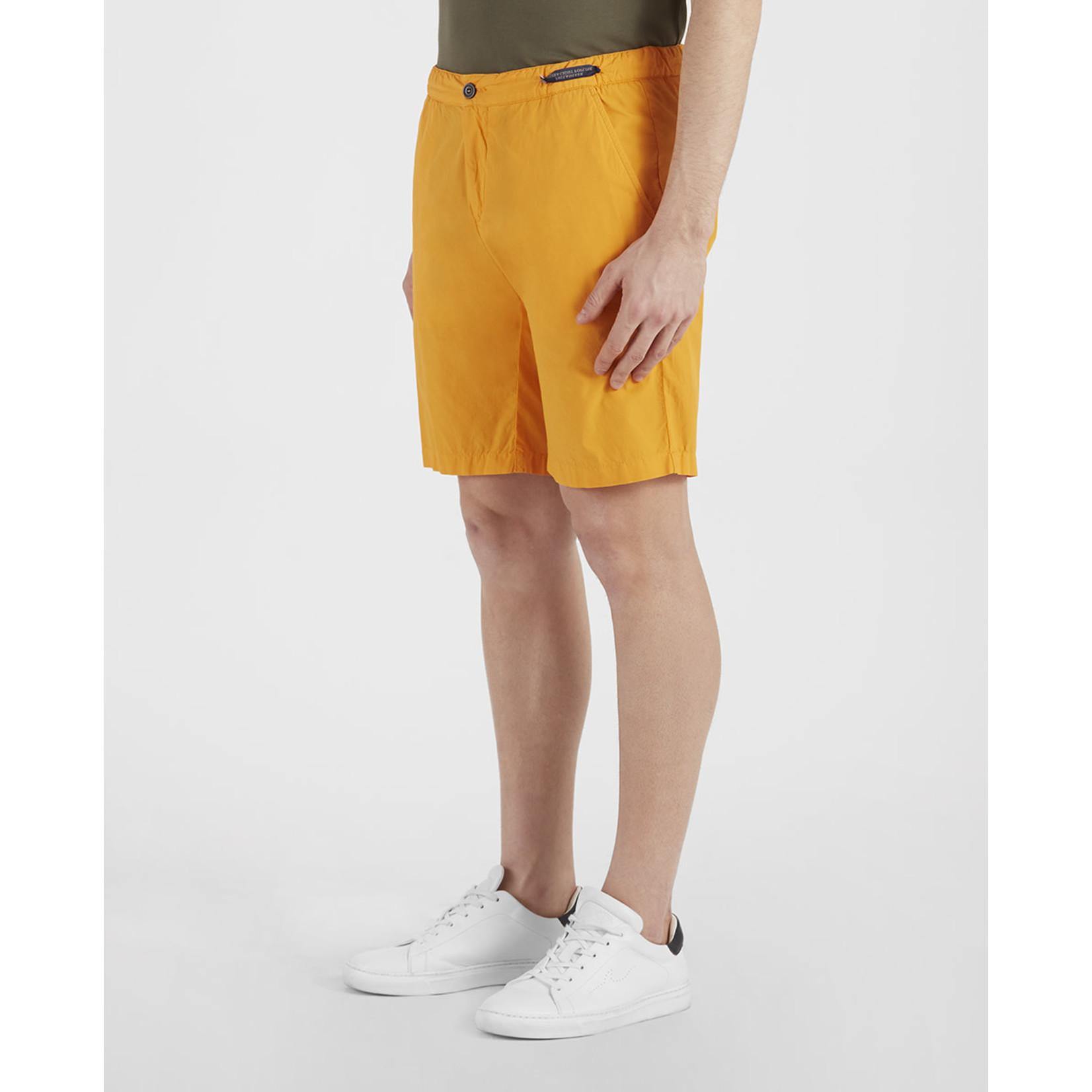 Paul & Shark ultra-lichte bermuda oranje