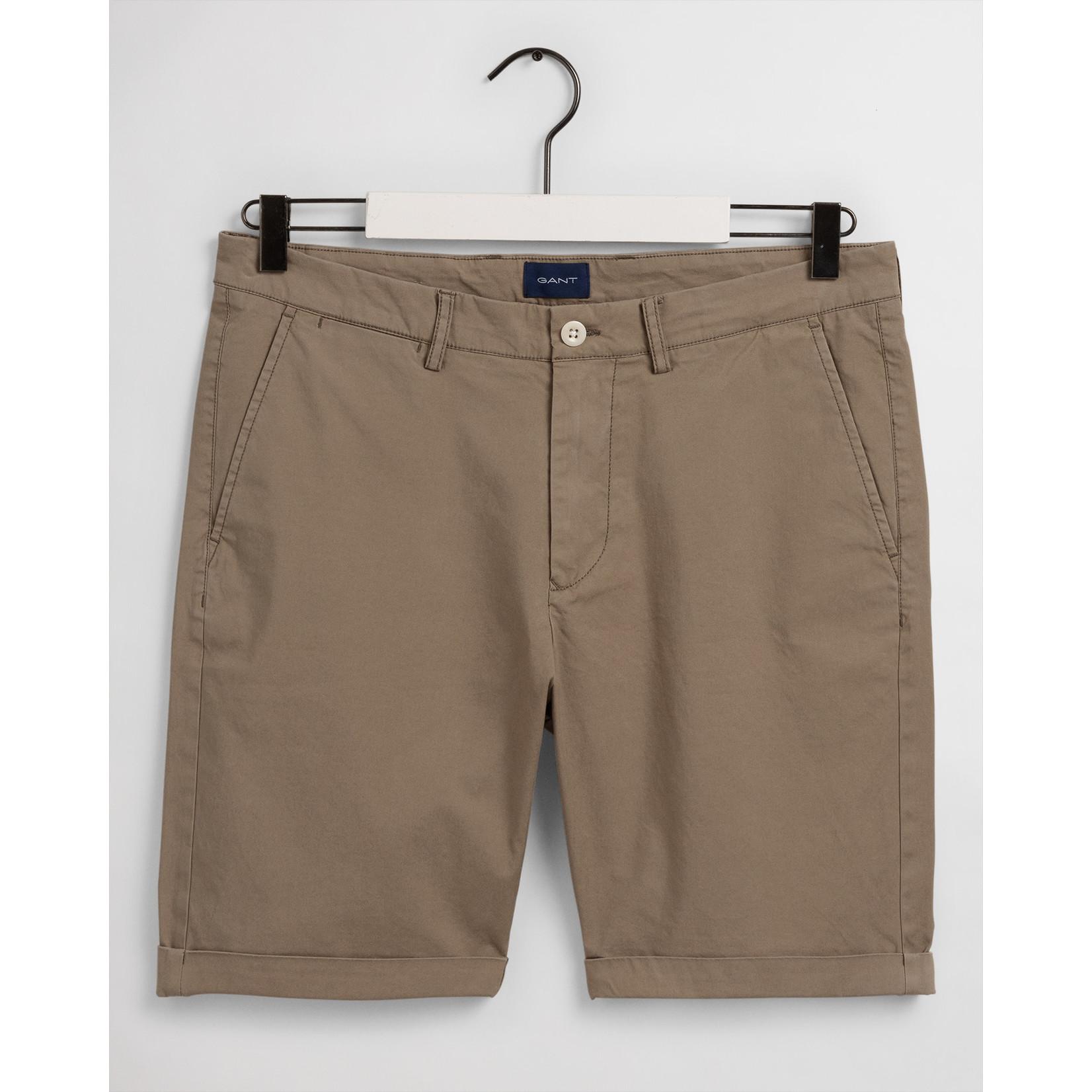 GANT korte broek khaki