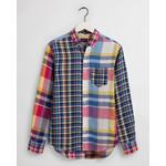 GANT overhemd madras ruit