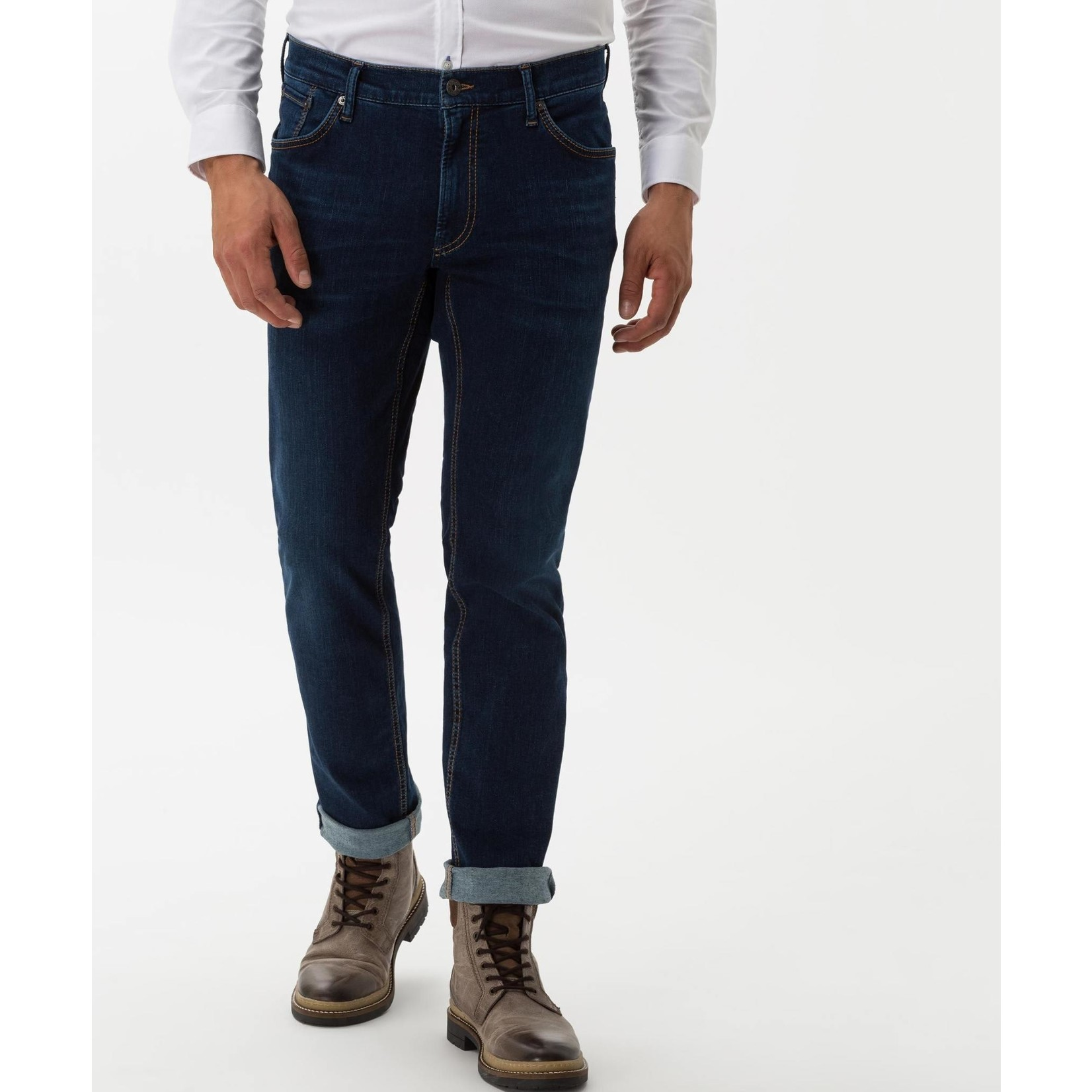 Brax Chuck modern fit jeans blauw