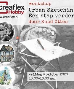 Workshop 'Urban sketching'