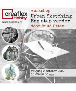 Workshop 'Urban sketching'