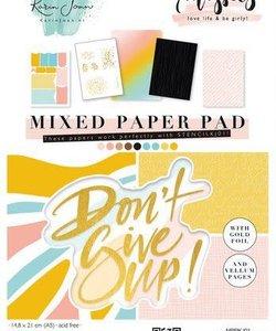 Studio Light Karin Joan Paper Pad A5 Missees nr. 01