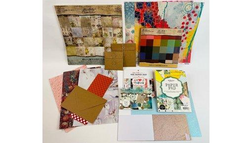 Papier/Karton/Folies