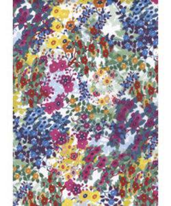 Vel Decopatch papier Bloemenprint kleurrijk