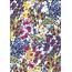 Decopatch Vel Decopatch papier Bloemenprint kleurrijk