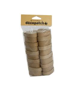 Decopatch Mini Doosjes Hart 3x15x30cm. 10st