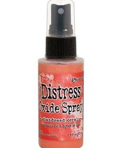 Distress Oxide Spray Abandoned Coral
