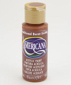 Americana Decor Acryl 59m Traditional Burnt Sienna