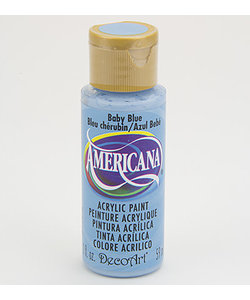 Americana Decor Acryl 59ml Baby Blue