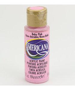 Americana Decor Acryl 59ml Baby Pink