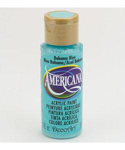 Americana Decor Acryl 59ml Bahama Blue