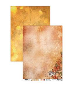 SL Achtergrond papier Wonderful Autumn A4 nr. 330