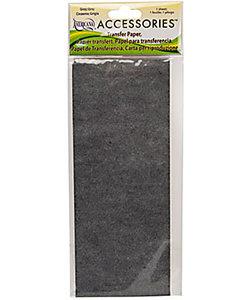 Americana Decor Transfer Papier Grey