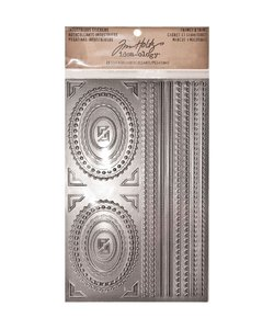 Tim Holtz Idea-Ology Industrious Stickers Frames