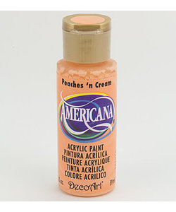 Americana Decor Acryl 59ml Peaches 'n Cream