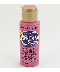 Americana Decor Acryl 59ml Boysenberry Pink