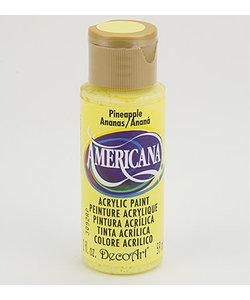 Americana Decor Acryl 59ml Pineapple Yellow